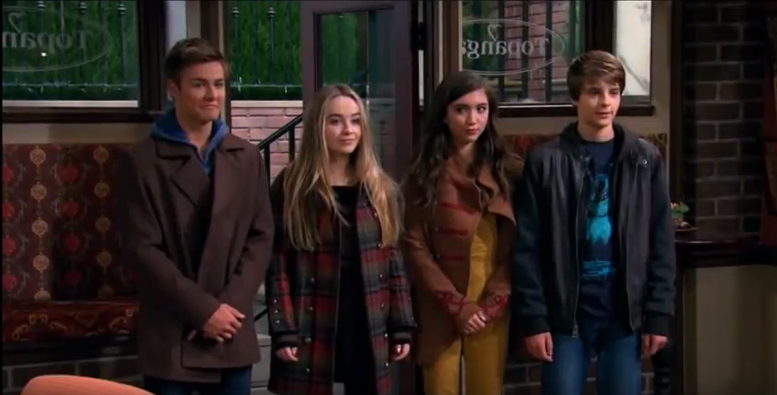 """girl meets world promo 2016 Beautifulballad no bull, just the horns menu promo photos from girl meets world """"girl meets sassy haltertop"""" released july 28, 2016 - author: admin."""