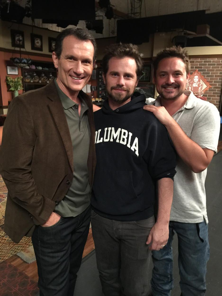 Anthony Tyler Quinn rider strong